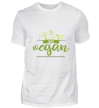 Go vegan vegans gift idea
