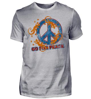 Go For Peace - Geckos Tattoo