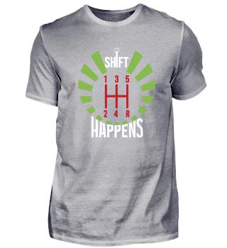 CARS/MECHANICS: Shift Happens
