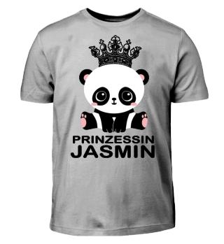 PANDA PRINZESSIN JASMIN VORNAME KRONE