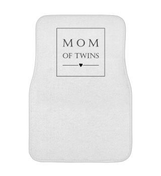 ♥ Minimalism Text Box - Mom Of Twins 1