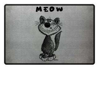 Meow Cat - Katze - Katzen