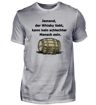 Whisky/Whiskey Spruch Geschenkidee