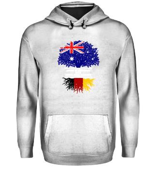 Living Australia roots Germany - gift