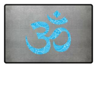 Buddhism Om symbol