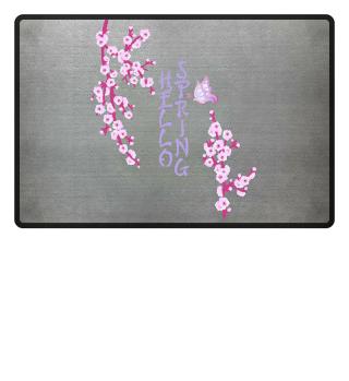 ♥ Hello Spring Cherry Blossoms SAKURA 1