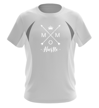 Mother's Day Gift Mom Hustle Trendy Mama