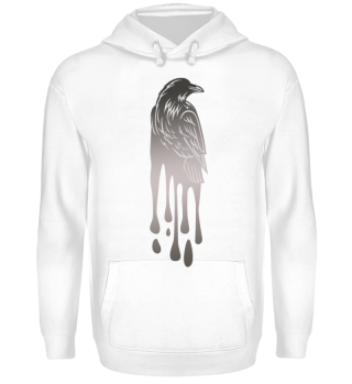 ★ Artsy Magical Bloody Raven Crow 2