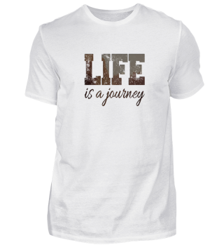Life is a journey - Valentine