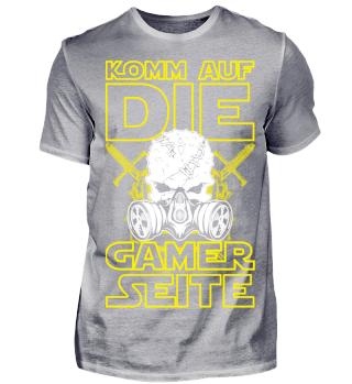 Komm auf die Gamer seite