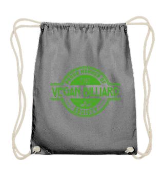 Vegan Billiard Athlete Society Gift