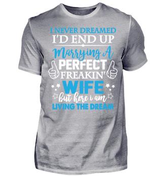 DREAMING HUSBAND - FREAKIN' WIFE