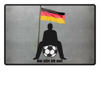 Fussball - WM EM - Das Sitze Ich Aus 3