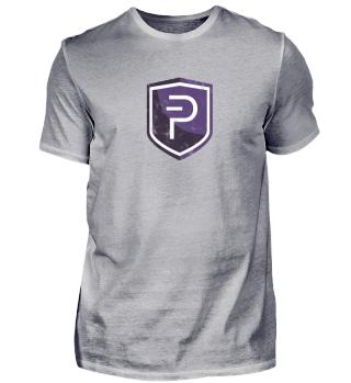 PIVX T-Shirt - Logo Used Look