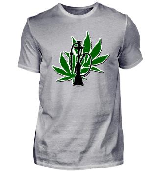★ Shisha - Hookah - Marijuana Leaves 1