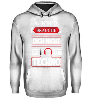 Brauche Techno - Front