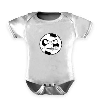EM WM Soccer Comic Funny Shirt Motiv