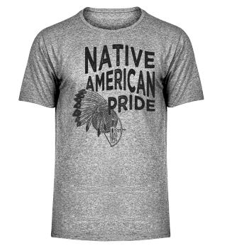 ★ Native American Pride Headdress Bow 1