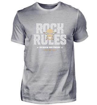 Rock Rules Premium T007
