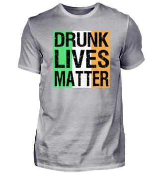 St. Patrick´s Day drunk lives matter