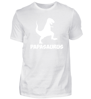 Vater Baby Partnerlook Papasaurus