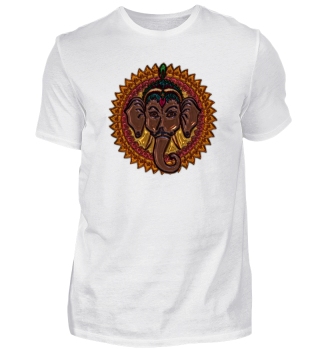 Indischer Gott: Ganesha Elefant