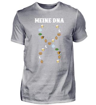 DNA Bayern lustig Geschenk