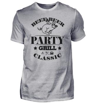 ☛ Partygrill - Classic - Pork #5S