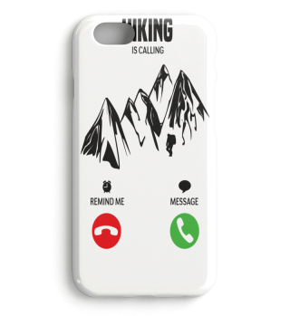 Hiking is calling! gift