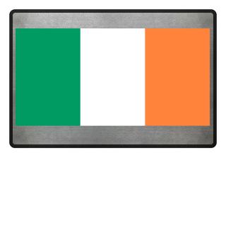 Fußmatte Irland