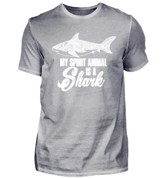 Shirt - Shark Animal Tauchen | Geschenk