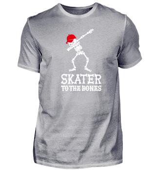 Skater to the bones - skateboarding