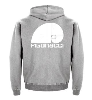 Fibonacci Spiral Golden Ratio - grungy 2