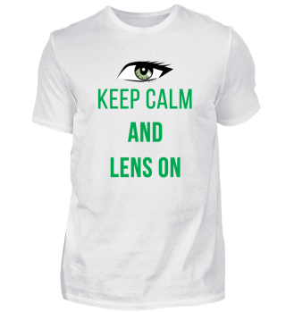 Cosplay: Keep Calm and Lens on