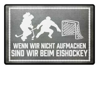 ...sind wir beim Eishockey - Geschenk