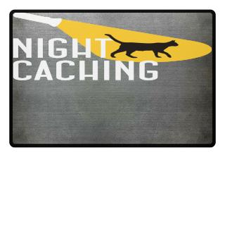 ★ Nightcaching - Flashlight Cat 2 HOODIE