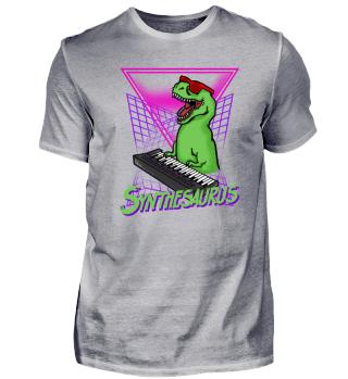 Synthesaurus Dinosaurier Musik Geschenk