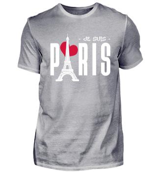 Je Suis Paris - Paris Motiv