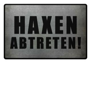 ★ HAXEN ABTRETEN #1SF