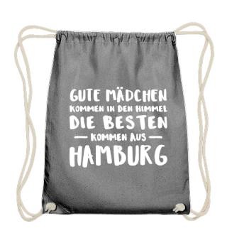 Besten Mädchen kommen aus Hamburg
