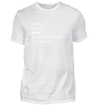 Quotes Bacon The Main Reason White Gift