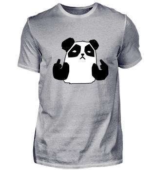 Fick dich Panda Shirt