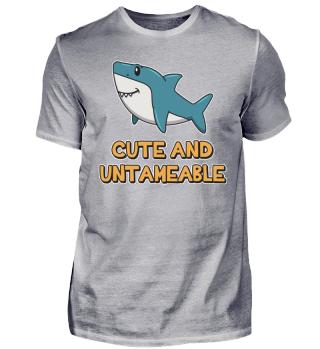 Cute And Untameable Shark