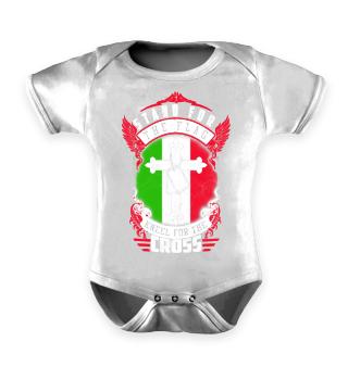 Italian - Kneel for the Cross