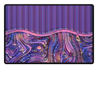 ♥ Abstract Art Formulation Stripes I