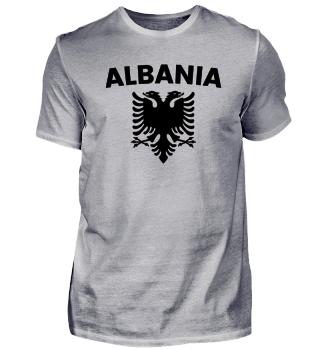 ALBANIA ADLER Geschenkidee Motiv Design