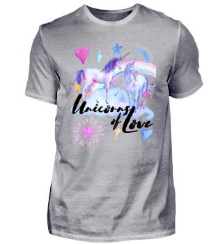 ★ Unicorns of Love · Einhörner der Liebe ★