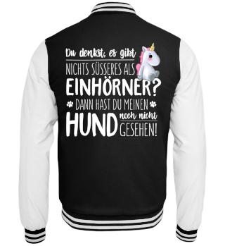 Einhorn - Hund