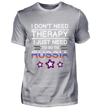 Go to Russia Gift Russland Geschenk