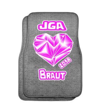 Junggesellinnenabschied 2018 JGA Braut